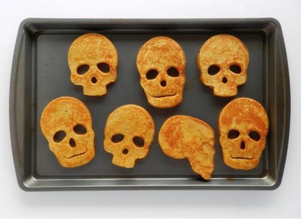 Skull-Pancakes